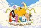 Adventure Time - Cloud - plakat