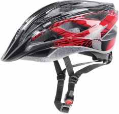 Uvex Xenova Black/Red L (55-60Cm)