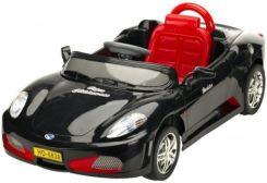 Babymaxi Sportcar Pojazd Akumulatorowy Dla Dzieci + Pilot + Mp3 Czarny