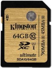 Kingston SD SDA10 / 64GB Class 10 (SDA10/64GB)