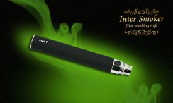 Intersmoker Bateria eGo 1100mah, Black