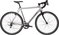 Rower Cannondale Caadx 105 Brushed Aluminum 2013 - zdjęcie 1