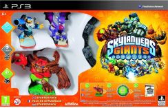 Skylanders Giants - Starter Pack  (Gra PS3) - 0