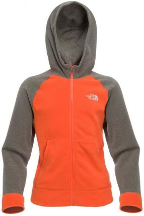 The North Face Chłopięcy Polar Glacier Full Zip Hoodie