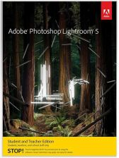 Adobe Lightroom 5 ENG WIN/MAC BOX Student Edition (65215224)