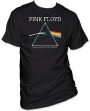 Pink Floyd T-shirt męski Dark Side Name