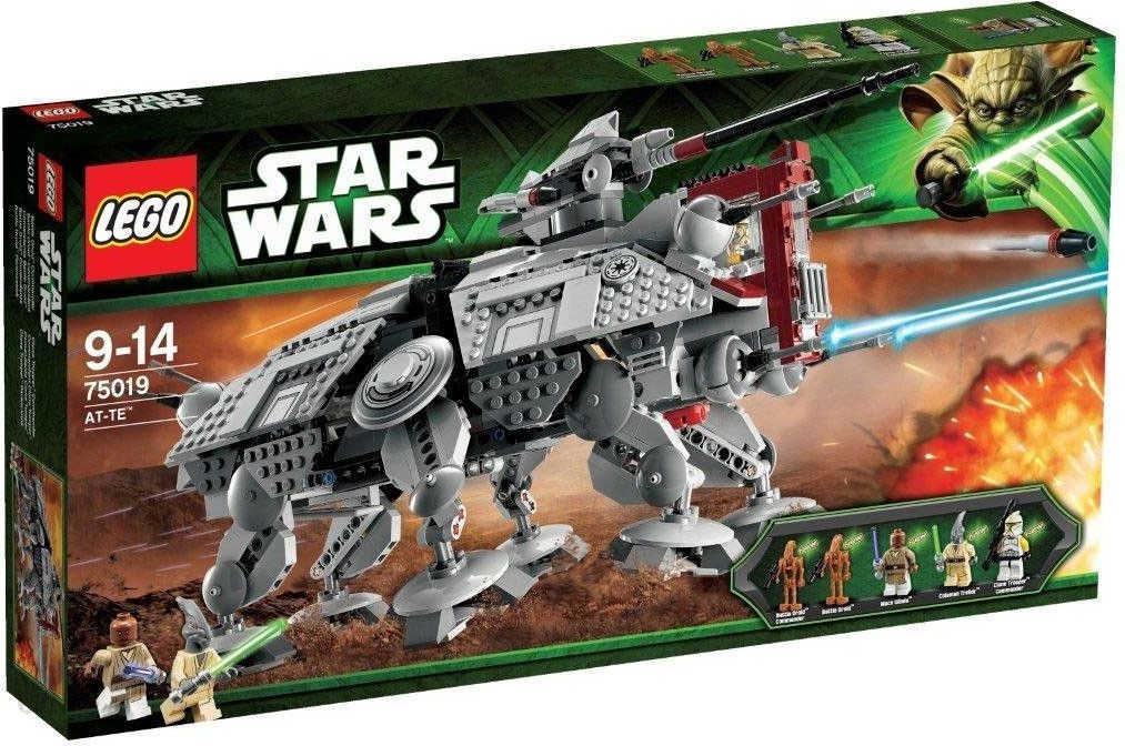Lego Star Wars - AT-TE 75019
