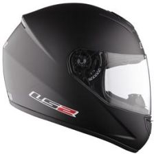 KASK LS2 FF350.1 SINGLE BLACK MATT