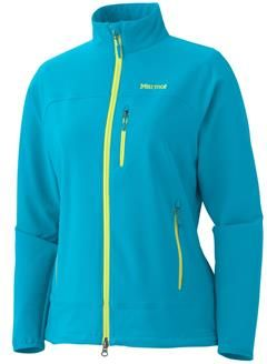 Marmot Wm's Tempo Jacket Blue Sea L