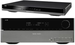 Harman Kardon AVR-255 + DVD-39