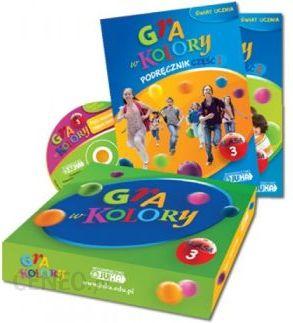 Gra w Kolory Pakiet Bez Multibooka Klasa 3