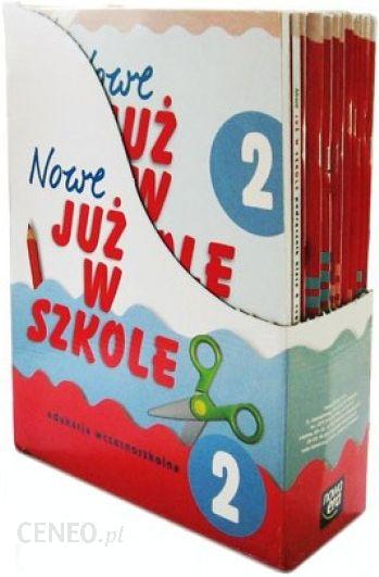 Nowe Już w szkole 2 Box