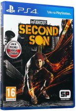 inFamous: Second Son (Gra PS4)