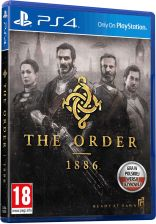 The Order: 1886 (Gra PS4)