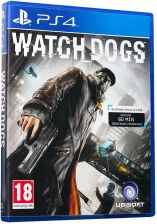 Watch Dogs (Gra PS4)