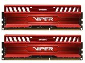 Patriot 2400MHz Viper3 Venom Red DDR3-2400 CL10 8 GB (PV38G240C0KRD) - zdjęcie 1