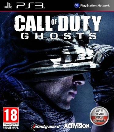 Call of Duty Ghosts (Gra PS3)