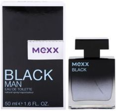 Mexx Black Man woda toaletowa 50 ml spray