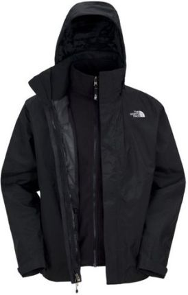 The North Face Kurtka All Terrain Triclimate Black