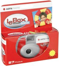 Agfa LeBox 400 27 Outdoor jednorazowy (601010)