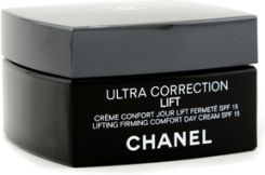 Chanel Ultra Correction Lift Lifting Firming Day Cream Comfort Texture Krem ujędrniający liftingujący na dzień SPF 15 50 ml