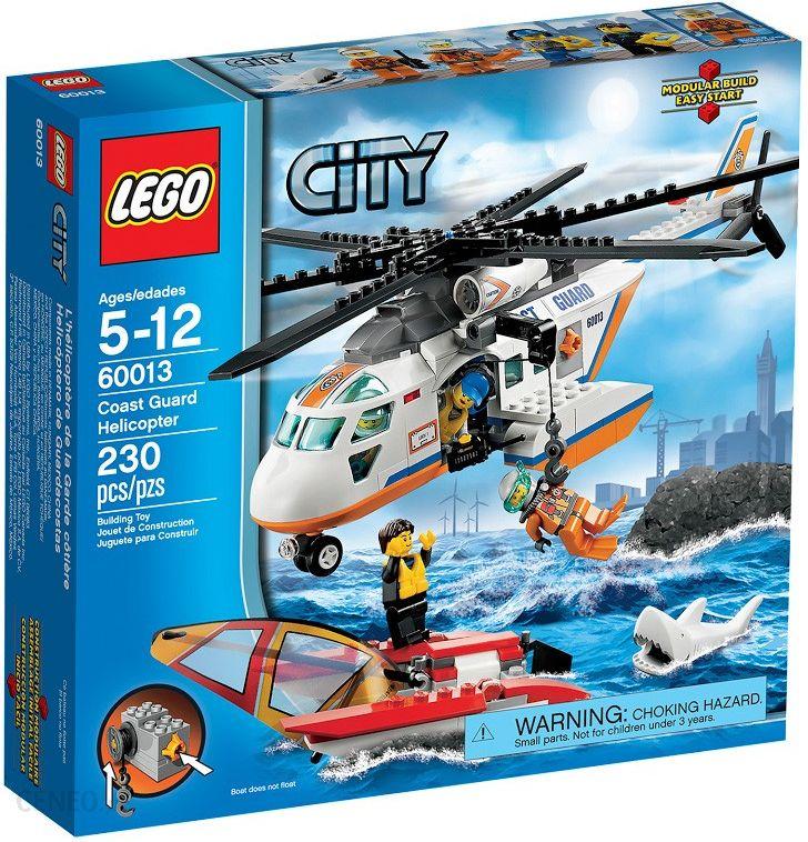 Lego City Helikopter 60013
