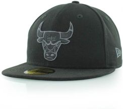 NEW ERA Czapka Chicago Bulls Fullcap black