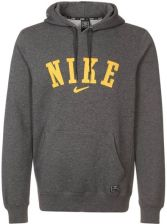 Nike Action Sports FOUNDATION Bluza z kapturem szary (547282)
