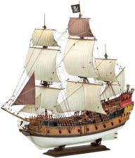 Model statku pirackiego do sklejania Revell Pirate Ship 1:72.