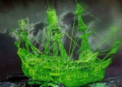 REVELL Ghost ship with night colour MR-5433
