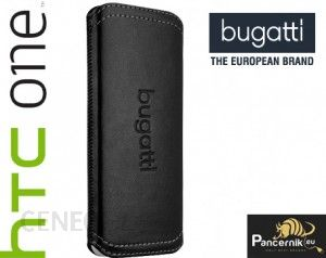 Bugatti TwoWay HTC One czarny (08259)