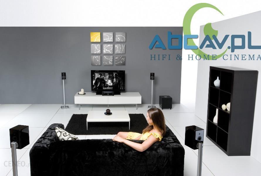 Kompleksowa instalacja systemu kina domowego
