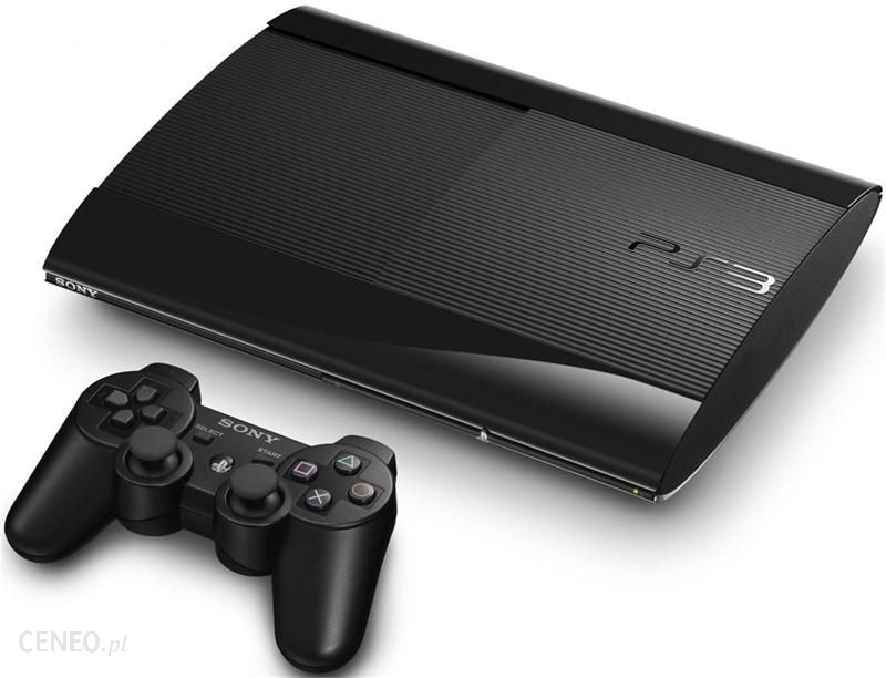 Sony Playstation 3 Super Slim 500GB Zestaw