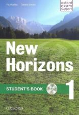 New Horizons 1: Student's Book Pack