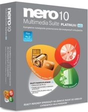 NERO Multimedia Suite 10 Platinum HD PL (N10MMSUITE10PL)