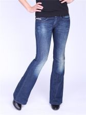 Diesel Jeans Louvely granatowy 27 32