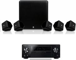 PIONEER VSX-323 + BOSTON ACOUSTICS SOUNDWARE XS 5.1