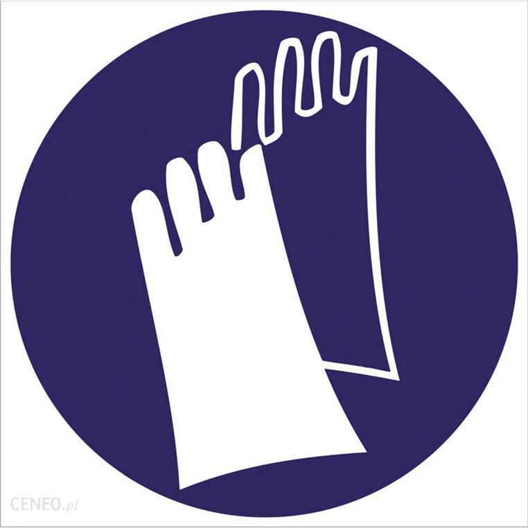 B2B Partner Nakaz Stosowania Rękawic Ochronnych
