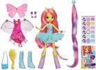 Hasbro My Little Pony Equestria Girls Fluttershy Z Akcesoriami A4120 A3995