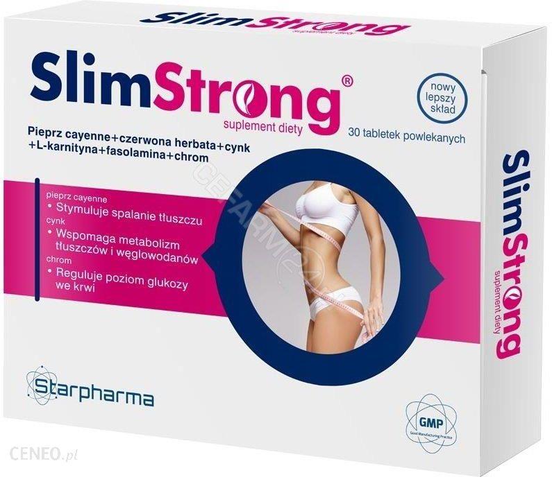 Starpharma Slim Strong 30Tab.