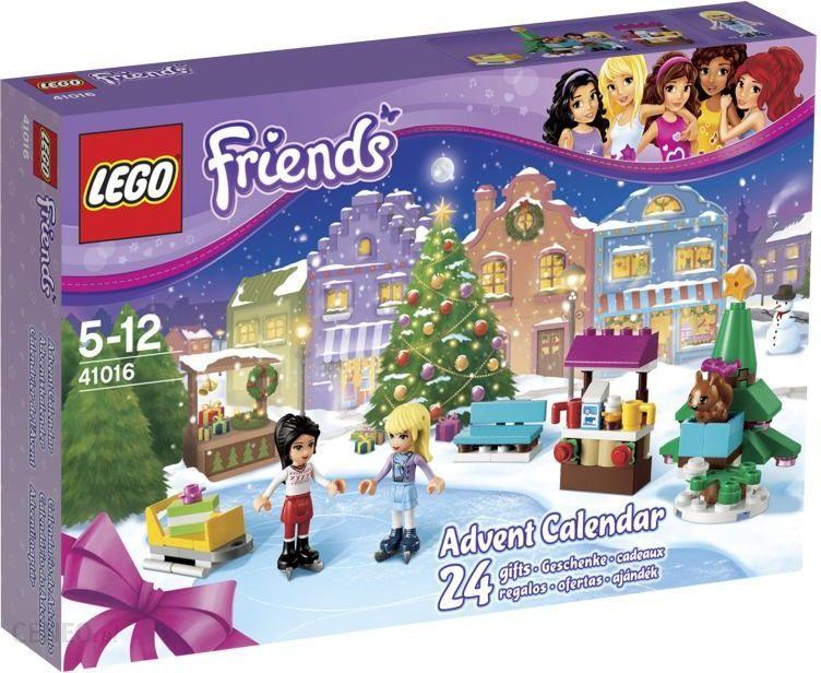 LEGO Friends Kalendarz Adwentowy 41016