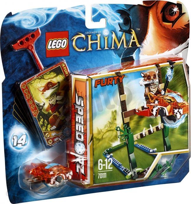 Lego Legends Of Chima Speedorz Skok Przez Bagno 70111