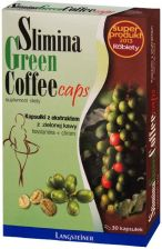 Slimina Green Coffee Caps 30 Kapsulek - 0
