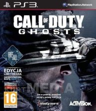 Call of Duty Ghosts (Free Fall) (Gra PS3)