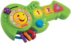 Fisher Price - Wesoła gitara BFY30 - 0