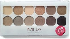 MUA Pro Palette Undress Me Too Eyeshadow Palette Paleta Cieni do Powiek