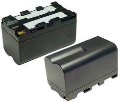 Hi-Power bateria do kamery Sony CCD-TRV46E 7.2V 4000mAh Li-ion