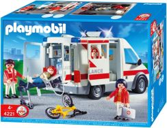Playmobil City Action Ambulans 4221