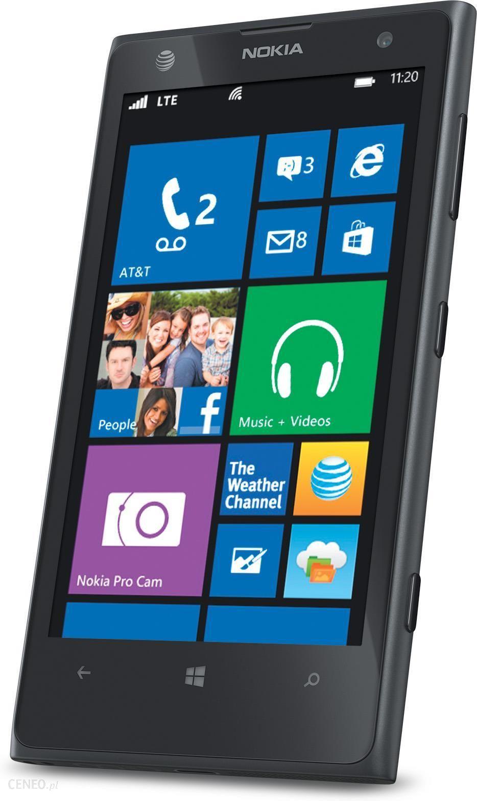 Nokia Lumia 1020 czarny