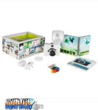 Lomography Diana Mini & Flash Package (white)
